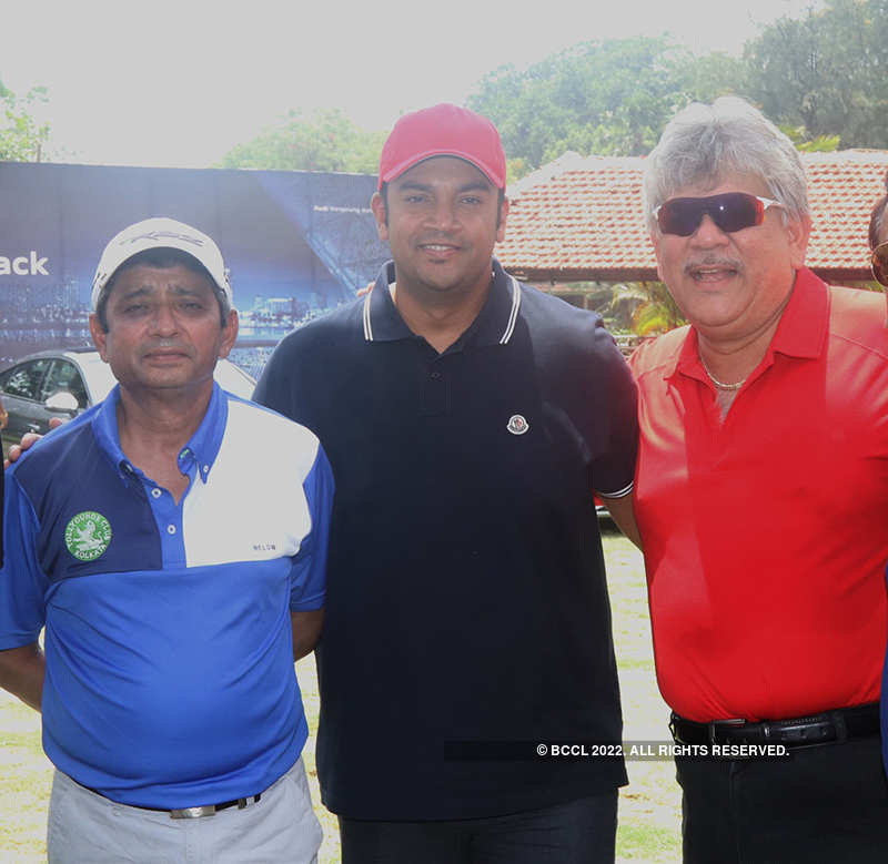 Golf tournament at The Tollygunge Club