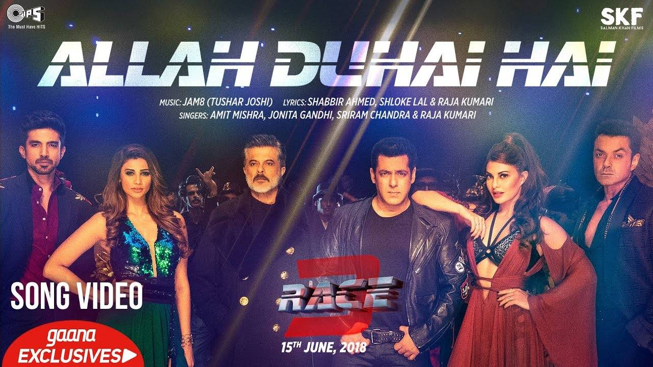 Race 3 | Song - Allah Duhai Hai