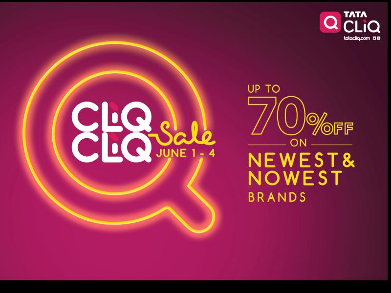 f20b476caa0a TiQ-TiQ! Here s your last chance to be a part of the CLiQ-CLiQ Sale ...