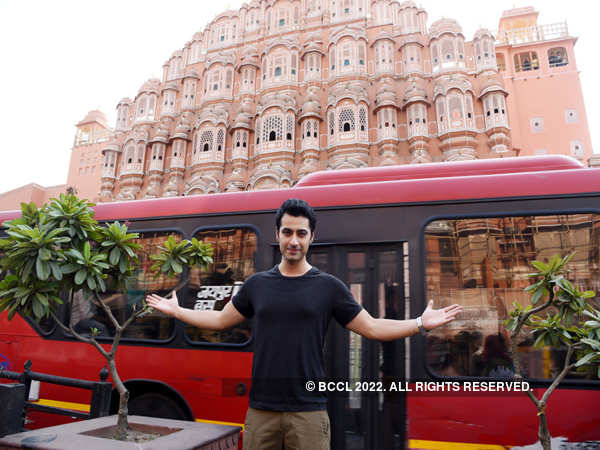 Harshad Arora: When TV actor Harshad Arora took time out to