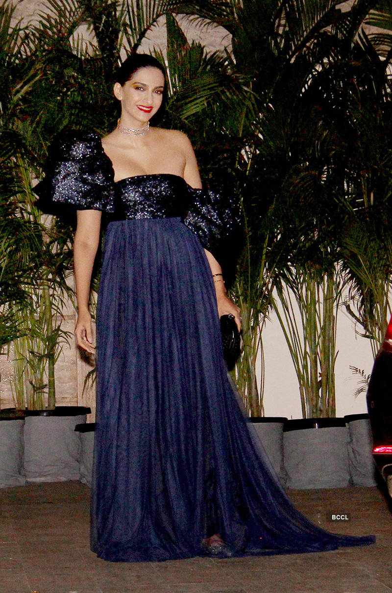 Inside pictures of Natasha Poonawalla's party for Sonam Kapoor and Anand Ahuja
