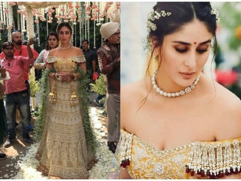 Did you know Kareena Kapoor Khan's wedding dress from ...