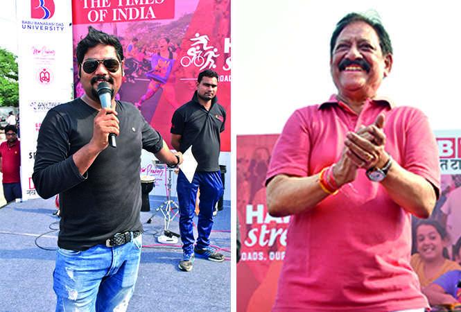(L) Shadab (R) Chetan Chauhan (BCCL/ Farhan Ahmad Siddiqui and Vishnu Jaiswal)