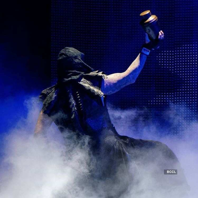 Undertaker's return date revealed - When is he coming back?