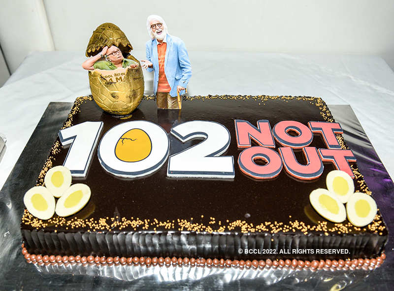 102 Not Out: Success Party