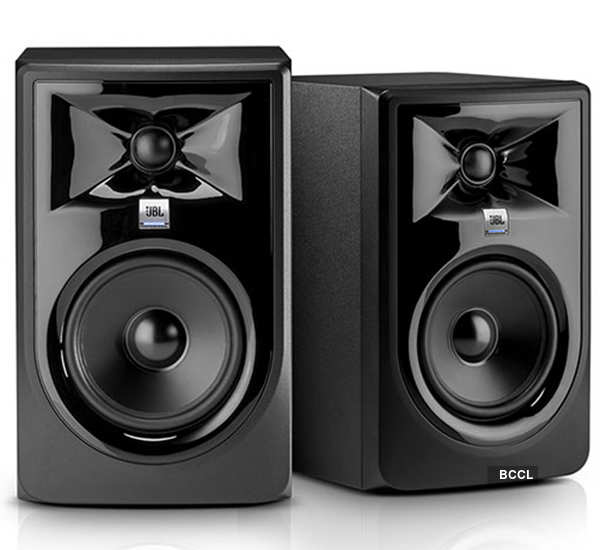 JBL 3 series MkII studio monitors launched