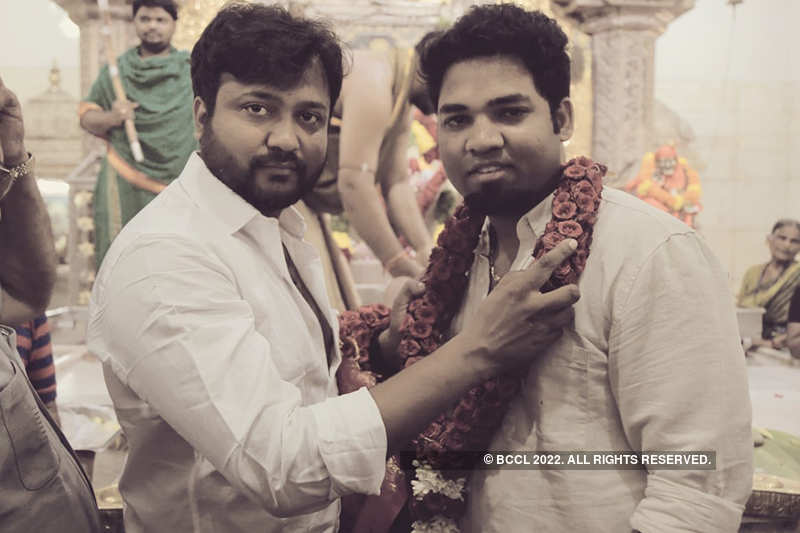 Bobby Simha and Sathish's next titled as 'Agni Dev'