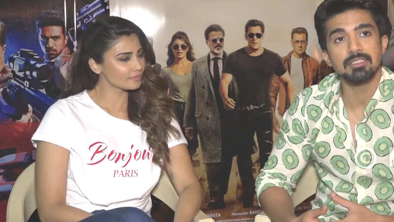 Watch: Daisy Shah and Saqib Saleem in an exclusive chat