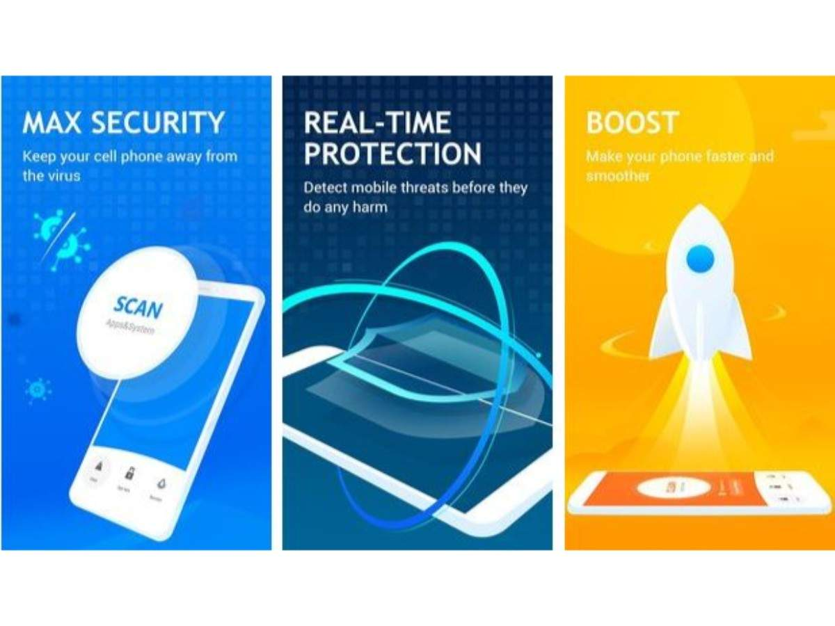 Max Security - Antivirus&Booster &Cleaner