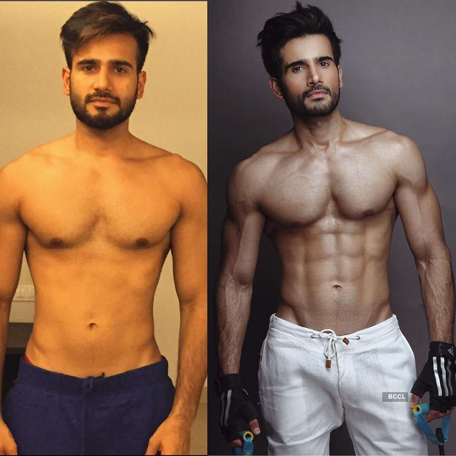 Karan Tacker's 'natural, clean' fitness transformation is inspirational
