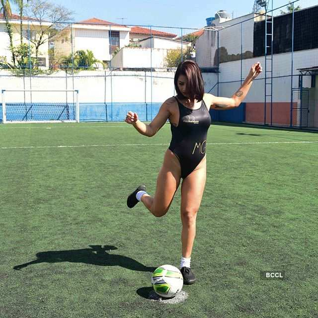 Miss BumBum contestants ready for World Cup