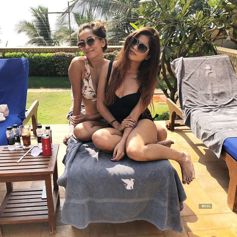 New bold pictures of Anusha Dandekar are breaking the internet