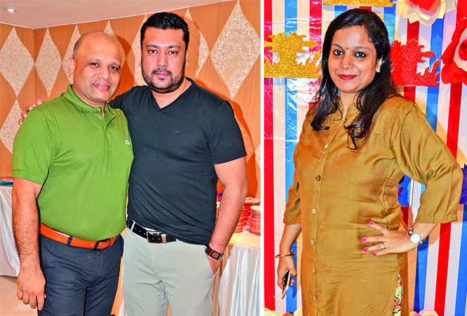 (L) Raja and Ankur (R) Shweta (BCCL/ IB Singh)