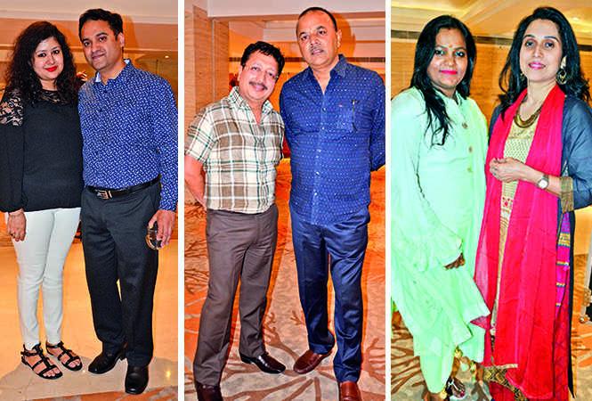 (L) Riya and Sumit (C) Somdeep and Rama Chandra (R) Sushila and Reema (BCCL/ IB Singh)
