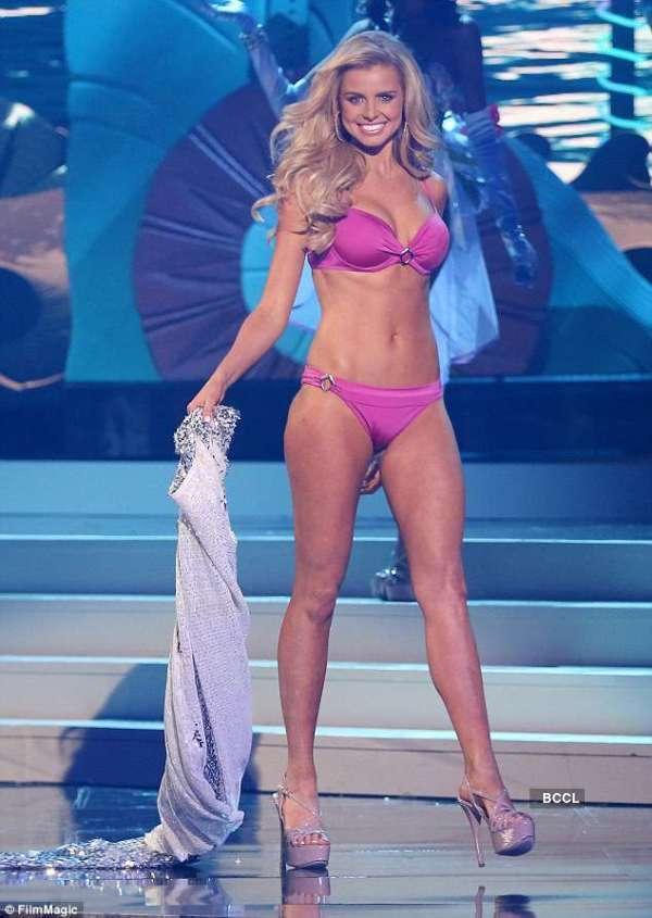 """I felt objectified in a bikini"""
