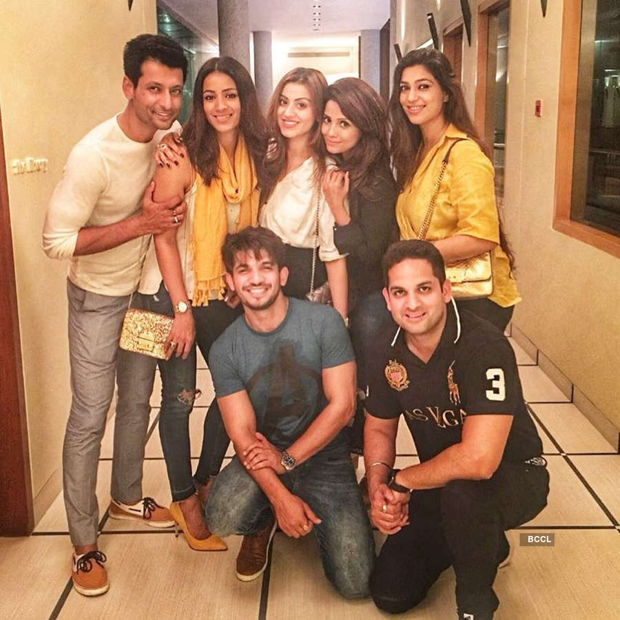 TV stars attend Vikaas Kalantri's wife's birthday party