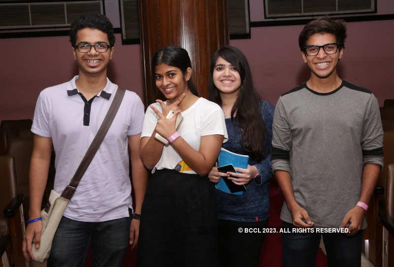 Stand-up comedians leave fans in splits at Kolkata Comedy Festival
