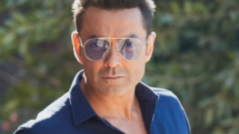You can't let bad times beat you down: Bobby Deol