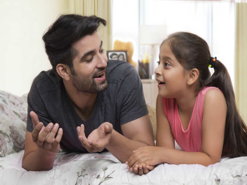 Dear parents, your kid would be proud of you if you dare to talk about these topics with them