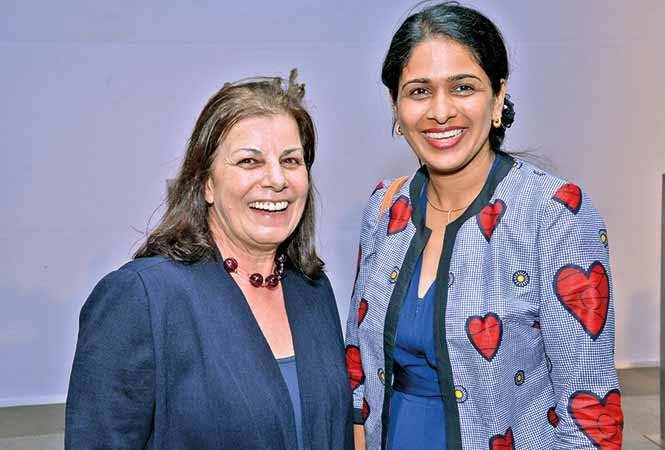 Netherland-Ambassador-Spouse-with-Suriname-Ambassdor