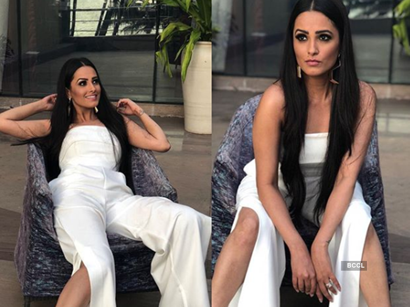 Naagin 3u0027s Anita Hassanandani Gets Personal, Talks About Battling  Depression, Casting Couch And Motherhood