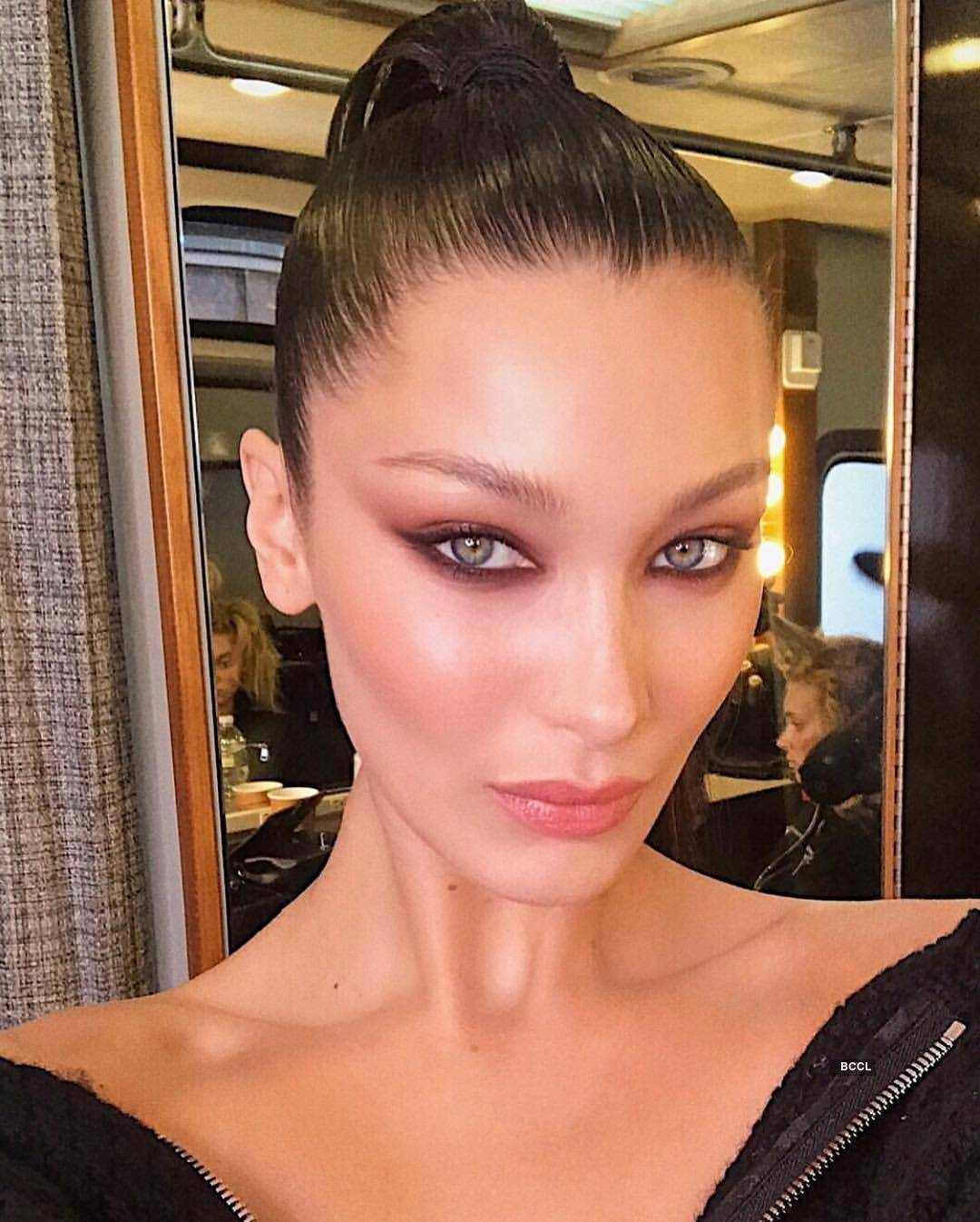 Bella Hadid follows her sister's footsteps to rule the glam world