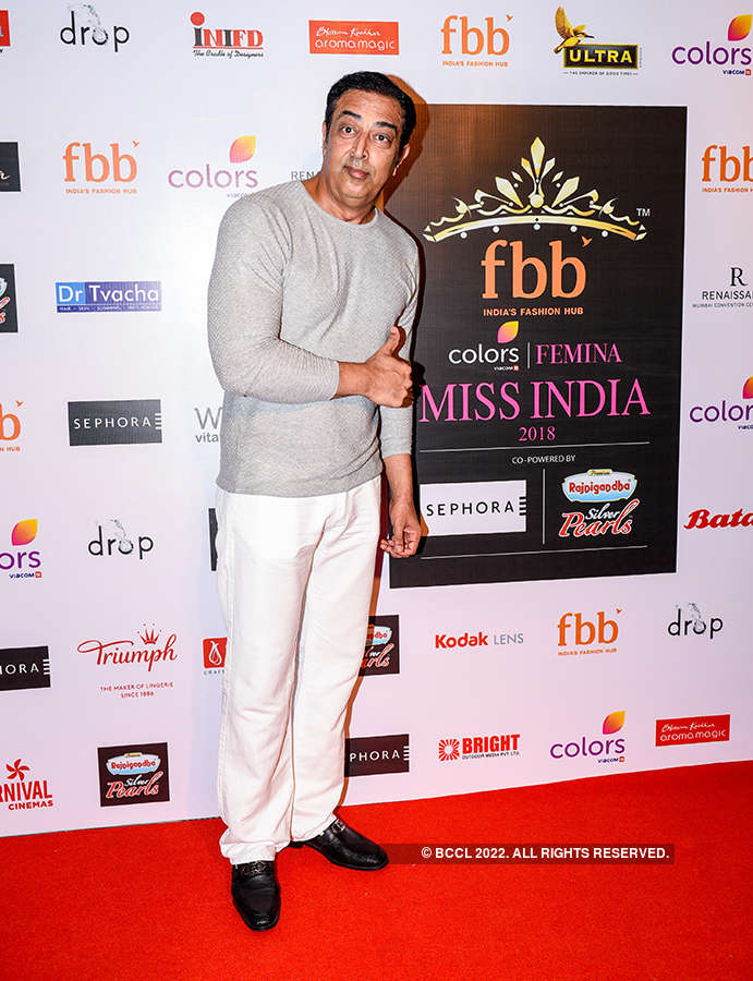 Femina Miss India 2018 launch party