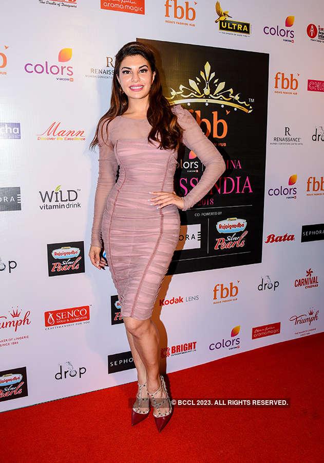 Femina Miss India 2018 launch party