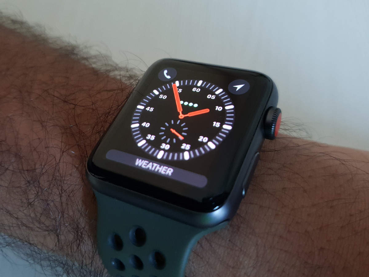 Apple Watch Series 3 Cellular Smartwatches Price Full Specifications Features At Gadgets Now