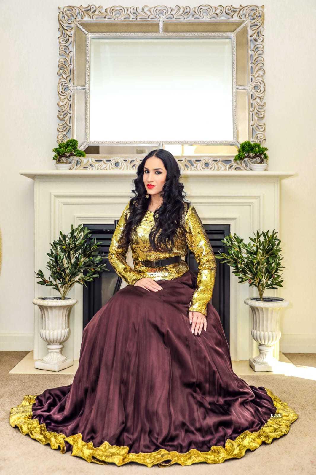 Meet the first Australia based Indian fashion designer Sonalika Pradhan