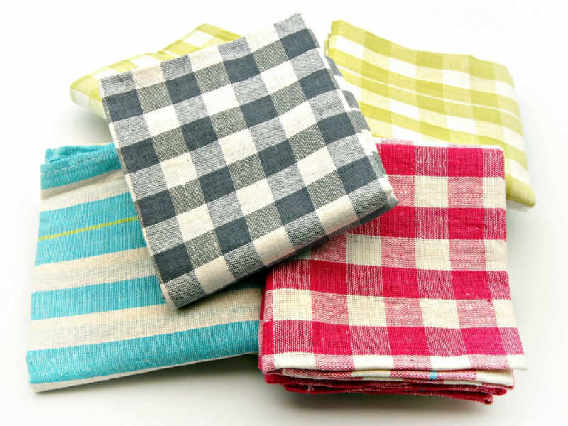 Your Kitchen Towels Are Pools Of Germs And Can Cause Food