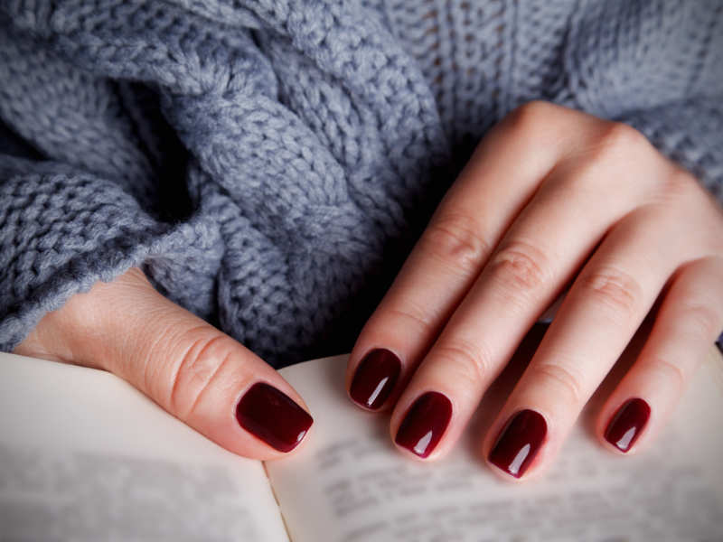 How to get stronger and longer nails | The Times of India