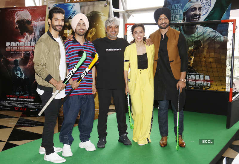 Soorma: Trailer Launch