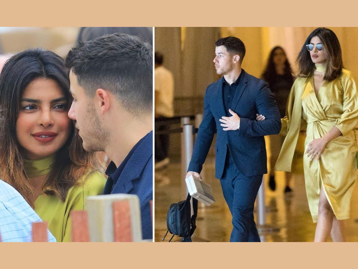 Priyanka Chopra joins rumoured boyfriend Nick Jonas at his cousin's wedding
