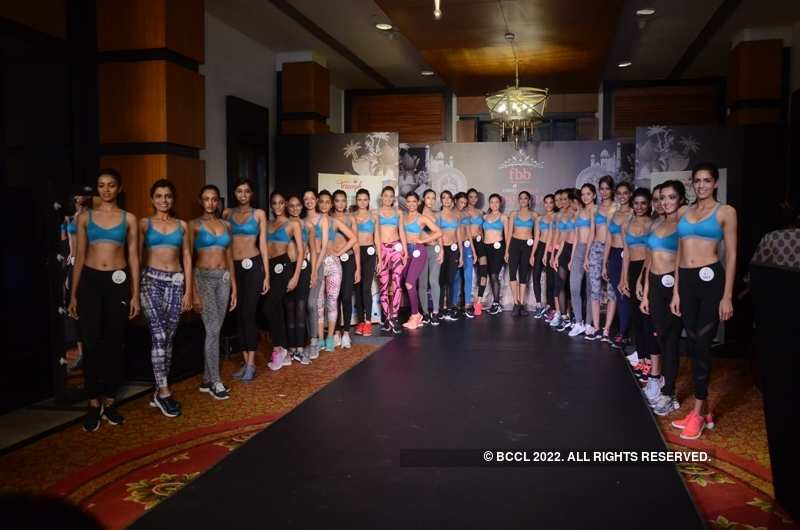 Miss India 2018: Triumph Miss Body Beautiful Sub Contest