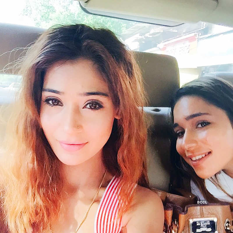 Unaffected by trolls, Sara Khan shares bold pictures from her beach vacations