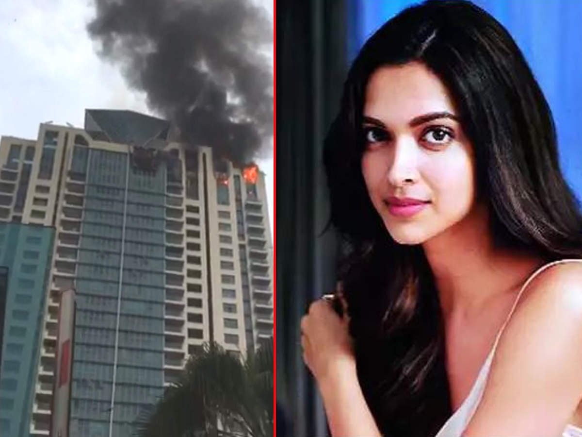 Fire at Deepika Padukone's building in Mumbai, actress safe