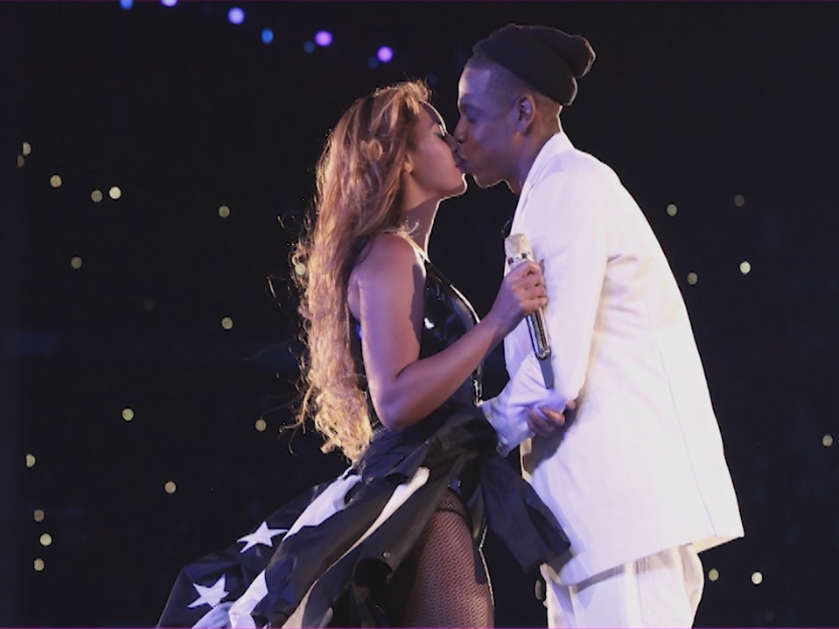 Beyonce and Jay-Z's intimate pictures go viral