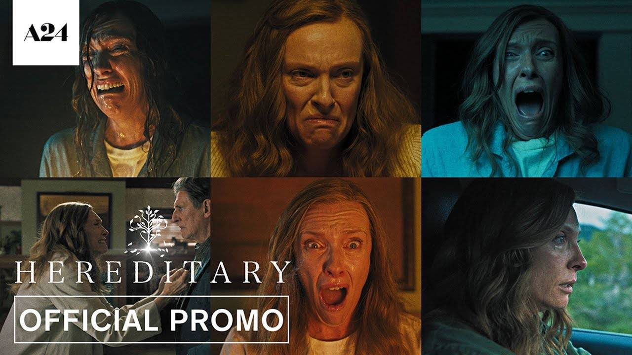 Hereditary - Movie Clip