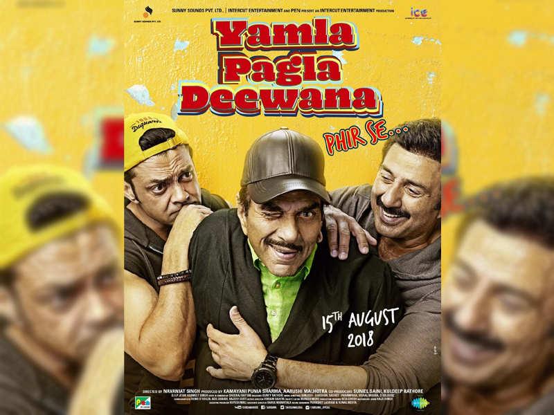 the Yamla Pagla Deewana 2 man 2 movie free download mp4
