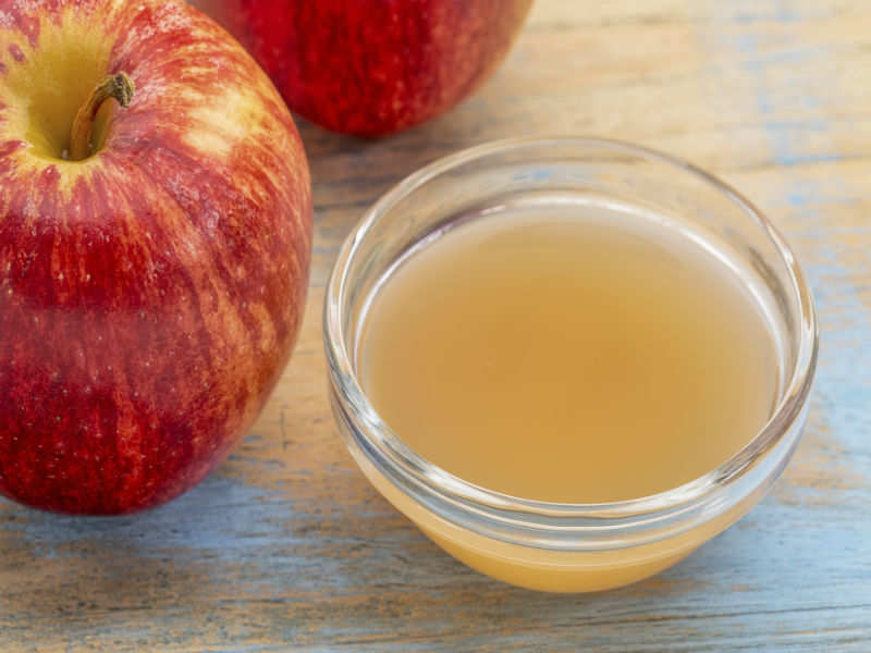 How much apple cider vinegar should i drink a day to lower blood pressure