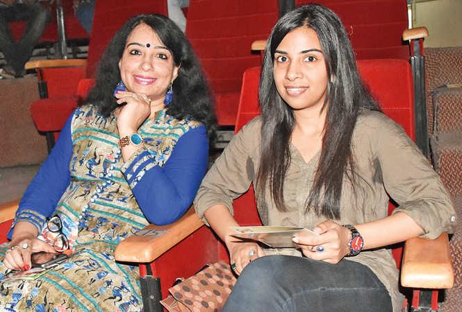Shivanshi (L) and Ratna Chaubey (BCCL/ Farhan Ahmad Siddiqui)