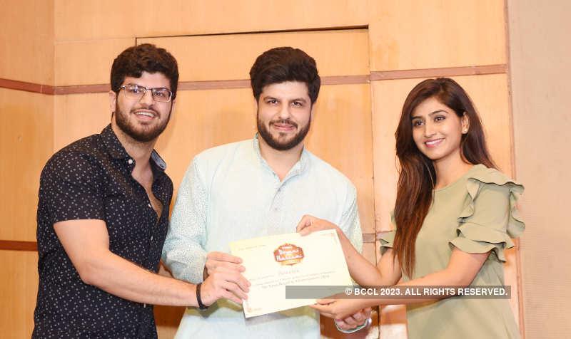 Times Biryani and Haleem contest 2018