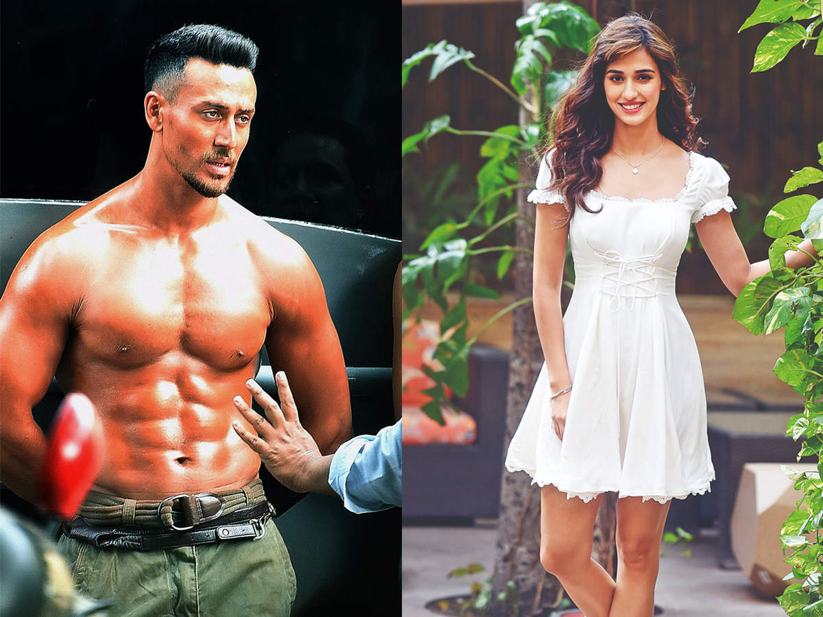 Tiger Shroff avoids getting clicked with Disha Patani