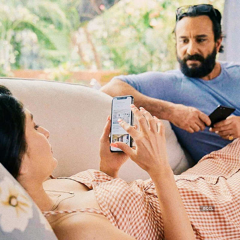 These intimate pictures of Kareena Kapoor Khan & Saif Ali Khan are breaking the internet...