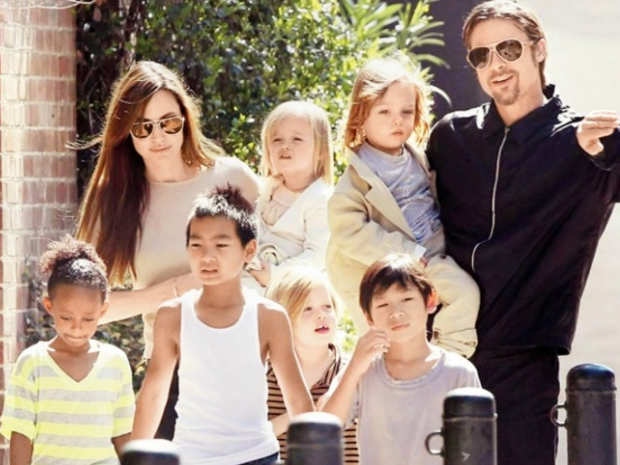 Court warns Angelina, asks her to allow Brad more access to kids