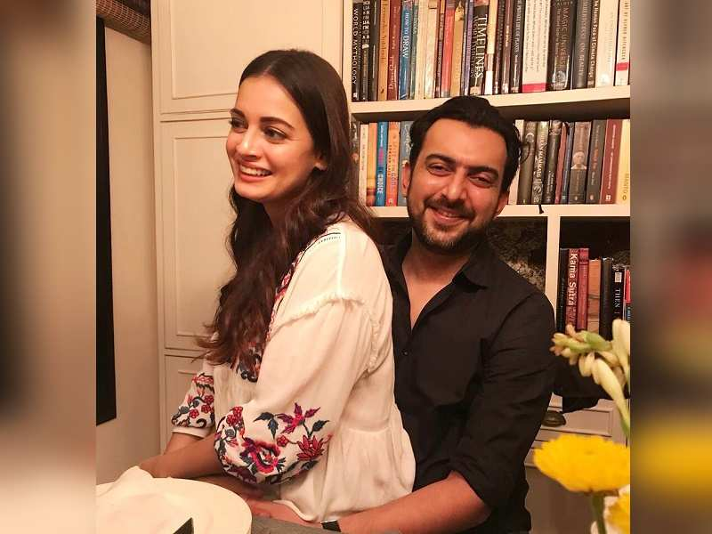Image result for dia mirza husband