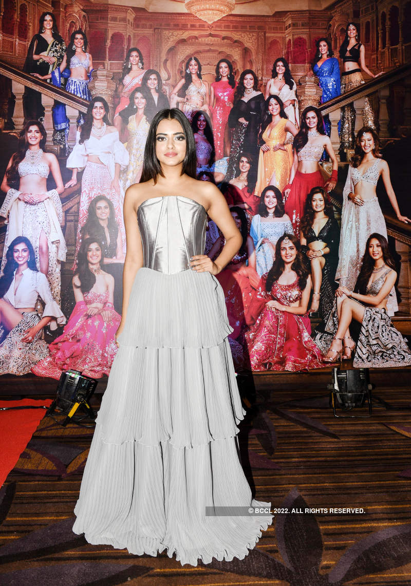 Miss India 2018 Sub Contest: Red Carpet