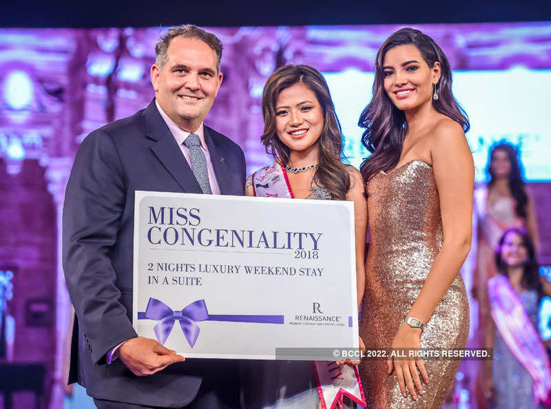 Miss India 2018 Sub Contest: Winners