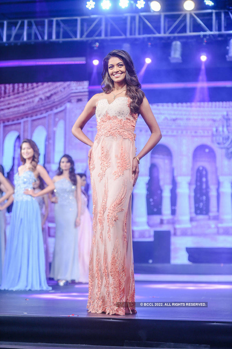 Miss India 2018 Sub Contest: Thomas Abraham Round